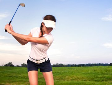Women Golf Lessons