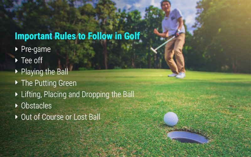 A Guide to Important Golf Rules
