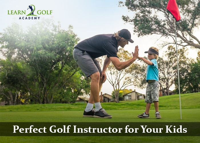 Perfect Golf Instructor for Your Kids