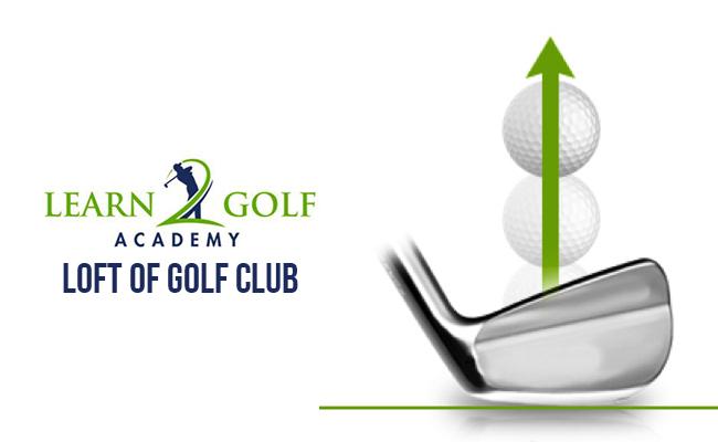 Loft of Golf Club
