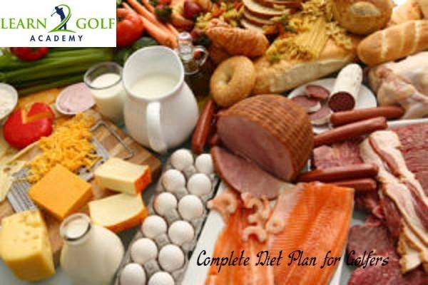 diet-plan- for- golfers