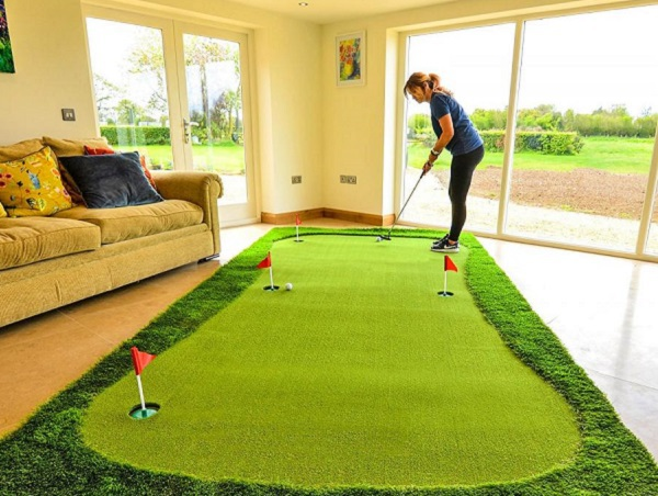 home-putting